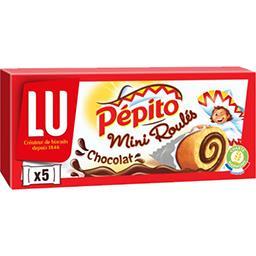 Pépito - Mini roulés chocolat