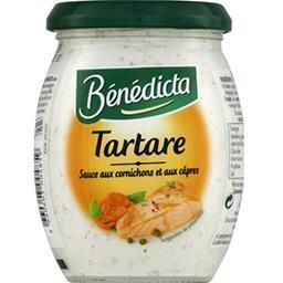 Tartare sauce aux cornichons et aux câpres