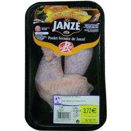 Cuisses de poulet Fermier Label Rouge