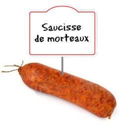 Saucisse MORTEAU