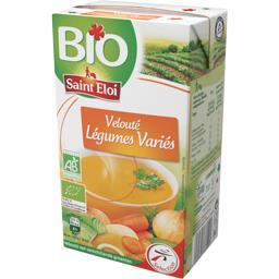 Velouté de légumes variés bio