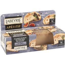 Labeyrie Apéritif - Alliance de bloc foie gras canard figues ...