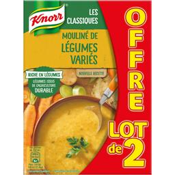 Knorr Mouliné de légumes variés