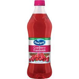 Ocean Spray Boisson antioxydant Cranberry framboise la bouteille de 1,25 l