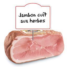 Jambon cuit RÔTI AUX HERBES