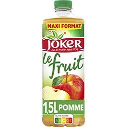 Le Fruit - Jus de pomme