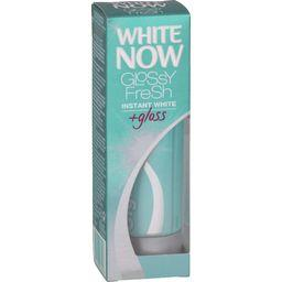 White Now - Dentifrice Glossy Fresh