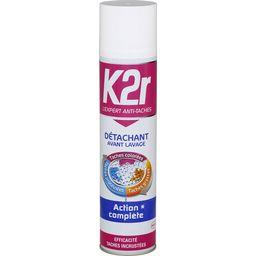 K2r Détachant avant lavage mousse active