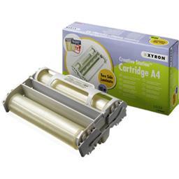 Recharge cassette plastification A4
