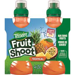 Teisseire Teisseire Fruit Shoot - Boisson tropical