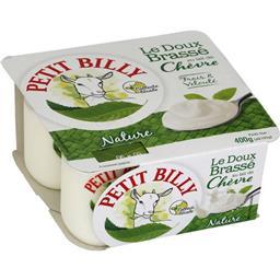 Le Doux Brassé au lait de chèvre nature