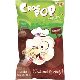 Croc Pop Pop corn chocolat le paquet de 90 g