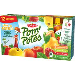 Pom'Potes - Compote assortiment