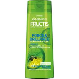 Shampooing Force & Brillance cheveux normaux, fatigu...