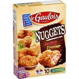 Nuggets jambon de dinde fromage