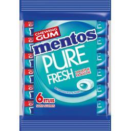 Chewing gum Pure fresh Eucalyptus & thé vert
