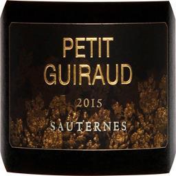 Sauternes BIO, vin blanc