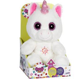 Candy Pets lumineux 24 cm licorne ou panda