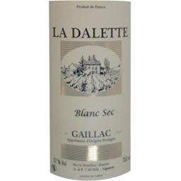 Gaillac fraîcheur perlée, vin blanc
