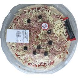 Pizza reine crue