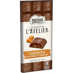 Les Recettes de L'Atelier - Chocolat au lait ganache...