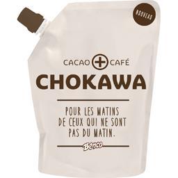 Cacao + café Chokawa