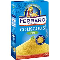 Graine de couscous, fin