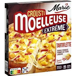 Crousti Moelleuses - Pizza Extrême La Tartiflette