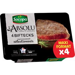 Biftecks L'Absolu