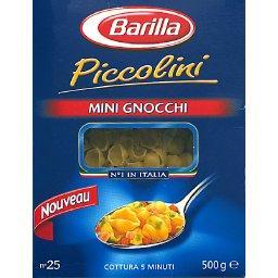 Mini Gnocchi - Piccolini