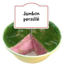 Jambon PERSILLE de Bourgogne