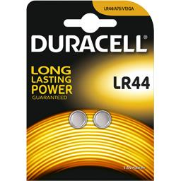 Piles 1,5V alcaline LR44