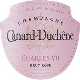 Champagne rosé, charles vii