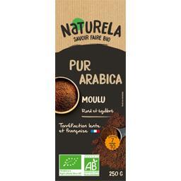 Café moulu pur arabica BIO