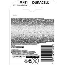 Piles 12V alcaline MN21