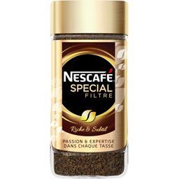 Spécial Filtre - Café soluble