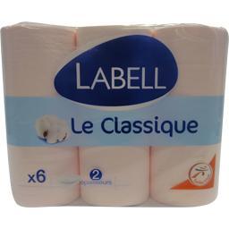 Papier toilette blanc Le Classique