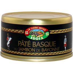 Pâté basque au jambon de Bayonne