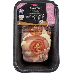 Filet de porc façon orloff