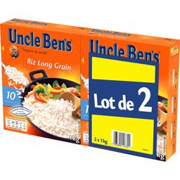 Uncle Ben's Riz long grain 10 min