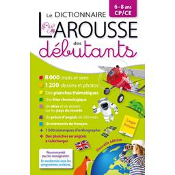 Dictionnaire des débutants 6/8 ans CP/CE