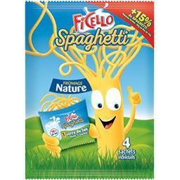 Ficello Fromage nature Spaghetti