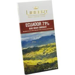 Chocolat noir Ecuador 71%