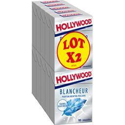 Hollywood Chewing gum Ice Fresh parfum menthe fraîche sans suc...