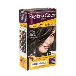 Les Naturelles - Coloration Châtain 2