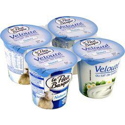 Yaourt Velouté au lait de brebis