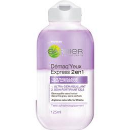 Skin Naturals - Démaquillant Démaq'Yeux Express 2en1