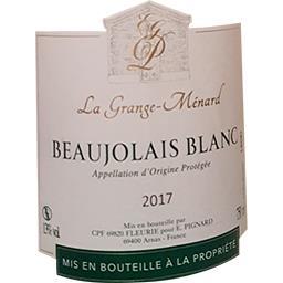 Beaujolais, vin blanc