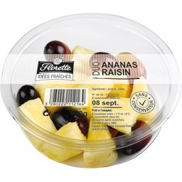 Idées Fraîches - Duo ananas raisin