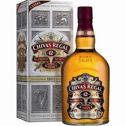 Whisky 12 ans d'âge